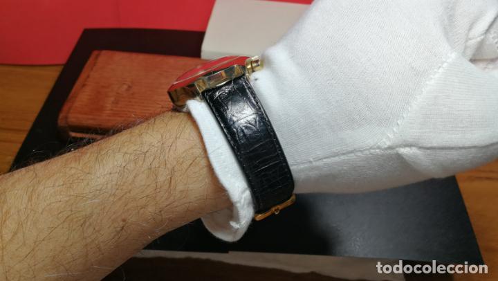 Relojes de pulsera: El mejor reloj ruso mecánico, el cronógrafo Poljot cal. 3133, años 70 y 23 rubís - Foto 48 - 186364075
