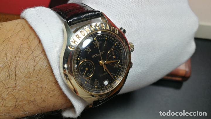 Relojes de pulsera: El mejor reloj ruso mecánico, el cronógrafo Poljot cal. 3133, años 70 y 23 rubís - Foto 49 - 186364075