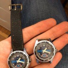 Relojes de pulsera: RELOJES THERMIDOR CADETE TIPO DIVER. Lote 187171826