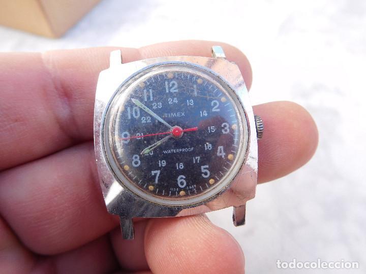 RELOJ DE CARGA MANUAL MARCA TIMEX (Relojes - Pulsera Carga Manual)