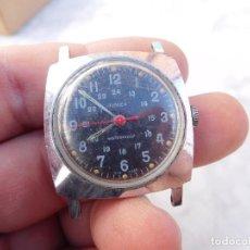 Relojes de pulsera: RELOJ DE CARGA MANUAL MARCA TIMEX. Lote 187186678