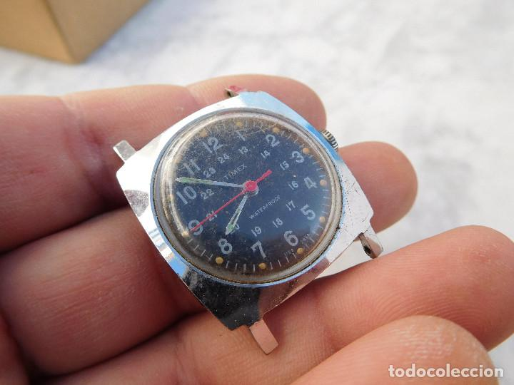 Relojes de pulsera: Reloj de carga manual marca Timex - Foto 2 - 187186678