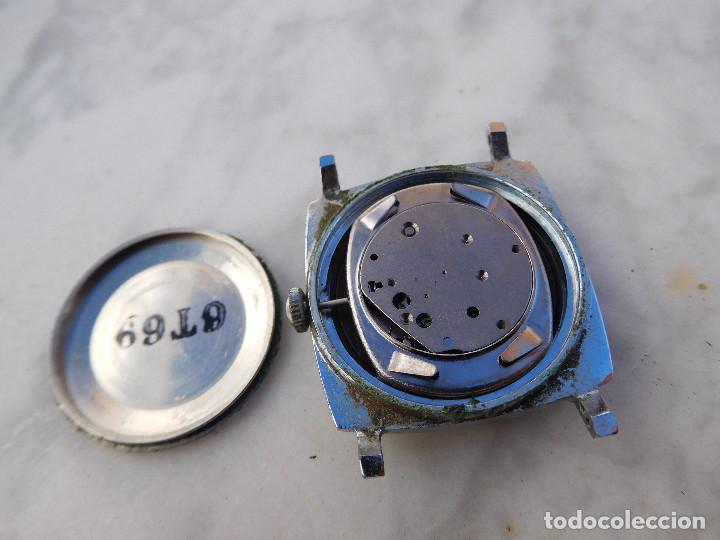 Relojes de pulsera: Reloj de carga manual marca Timex - Foto 3 - 187186678