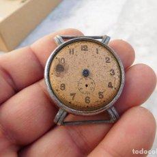 Relojes de pulsera: RELOJ DE CARGA MANUAL SIN MARCA AÑOS 40. Lote 187187026