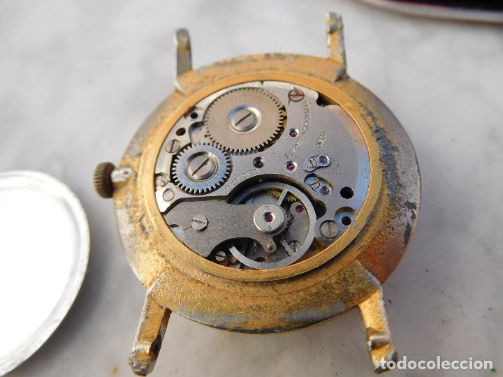 Relojes de pulsera: Reloj de carga manual marca sonny prima - Foto 6 - 187187271