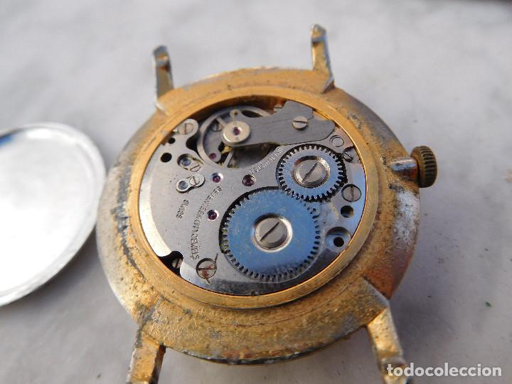 Relojes de pulsera: Reloj de carga manual marca sonny prima - Foto 7 - 187187271