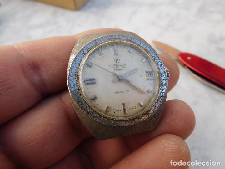 Relojes de pulsera: Reloj de carga manual marca Potens - Foto 2 - 187187967