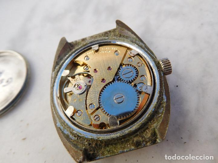 Relojes de pulsera: Reloj de carga manual marca Potens - Foto 6 - 187187967