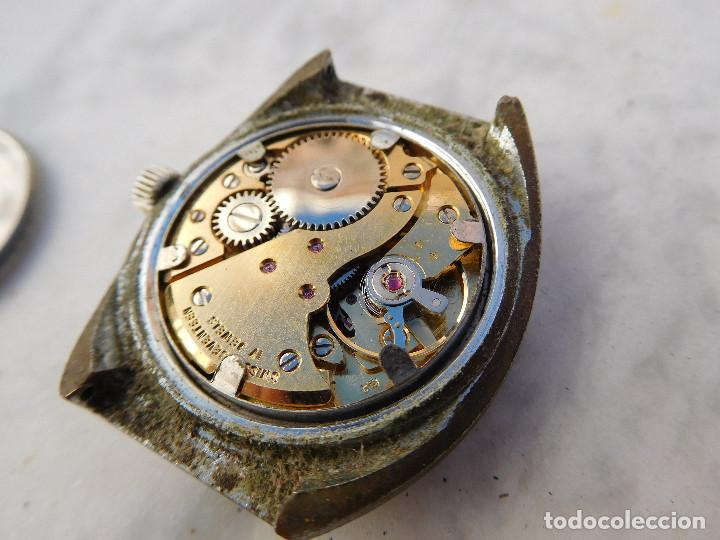 Relojes de pulsera: Reloj de carga manual marca Potens - Foto 7 - 187187967