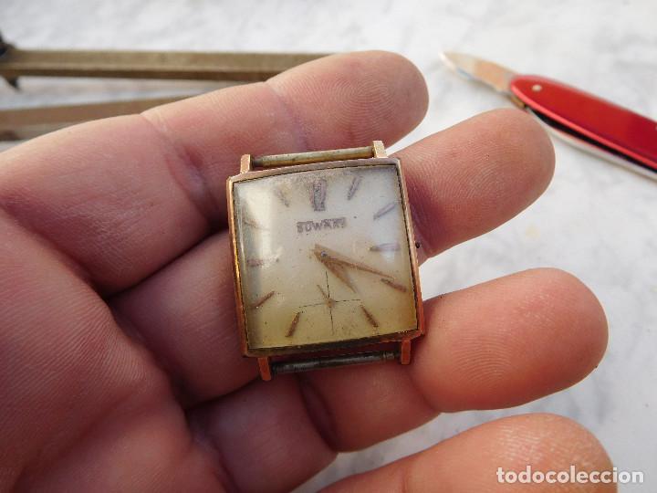 RELOJ DE CARGA MANUAL MARCA DUWARD (Relojes - Pulsera Carga Manual)