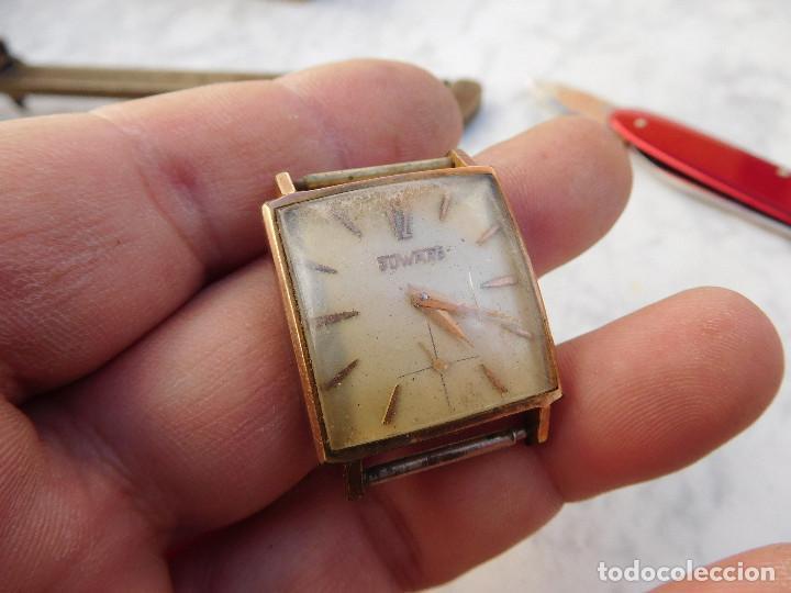 Relojes de pulsera: Reloj de carga manual marca Duward - Foto 2 - 187188316