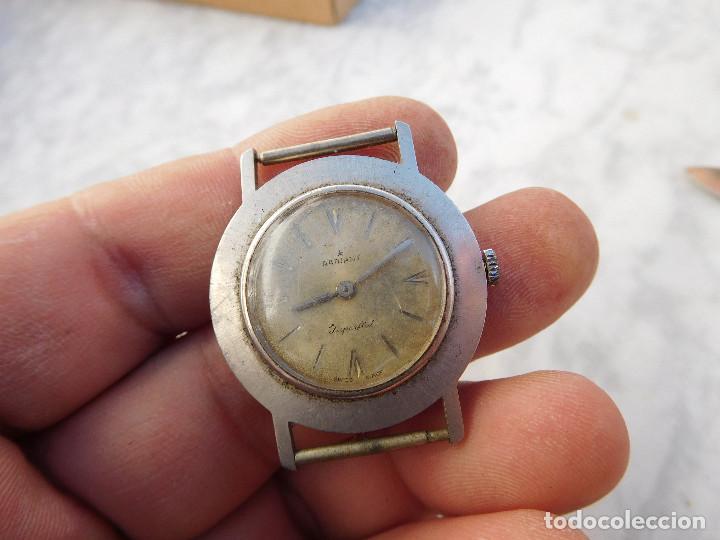 RELOJ DE CARGA MANUAL MARCA RADIANT (Relojes - Pulsera Carga Manual)