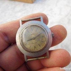 Relojes de pulsera: RELOJ DE CARGA MANUAL MARCA RADIANT. Lote 187189086