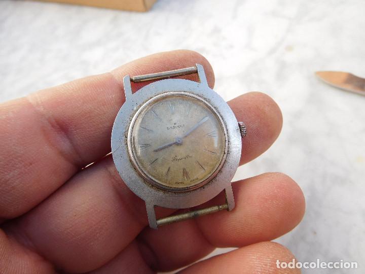 Relojes de pulsera: Reloj de carga manual marca Radiant - Foto 2 - 187189086