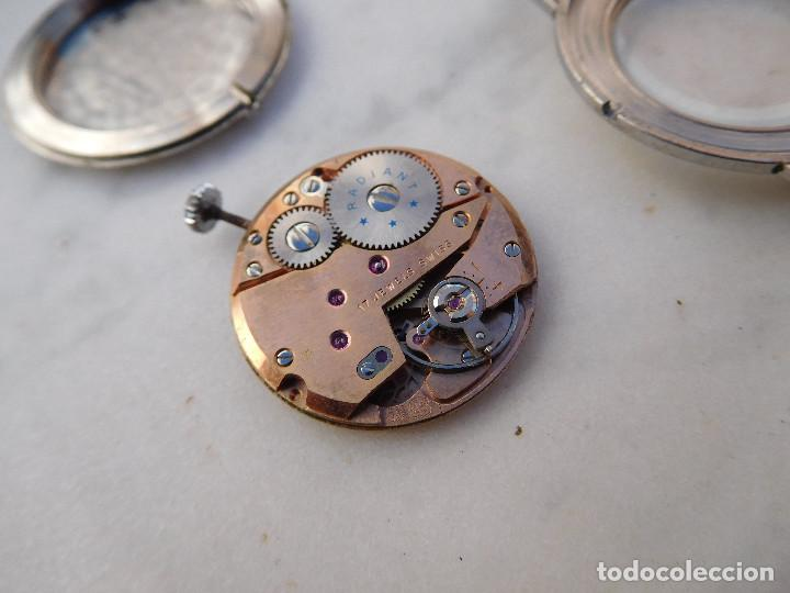 Relojes de pulsera: Reloj de carga manual marca Radiant - Foto 7 - 187189086