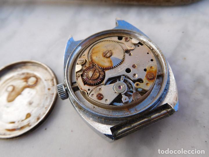 Relojes de pulsera: Reloj de carga manual marca Isaki - Foto 6 - 187194331