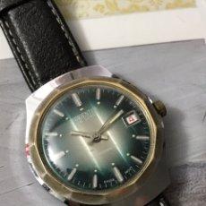 Relojes de pulsera: RELOJ SORIENTAL DE LUXE CALENDARIO ANTIMAGNETIC 37 MM. Lote 187327303