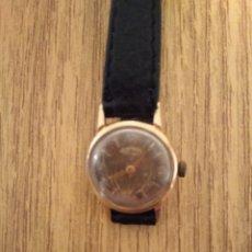 Relojes de pulsera: RELOJ DOGMA ORO 18K. Lote 187353392