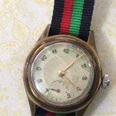 Relojes de pulsera: RELOJ CARGA MANUAL VINTAGE. Lote 187430107