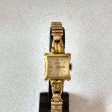 Relojes de pulsera: RELOJ SEÑORA CAUNY PRIMA. Lote 187624096