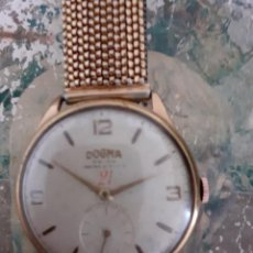 Relojes de pulsera: RELOJ DE PULSERA DOGMA PRIMA ANCRE 21 RUBIS 21 38MM. APRÓX.. Lote 188541231