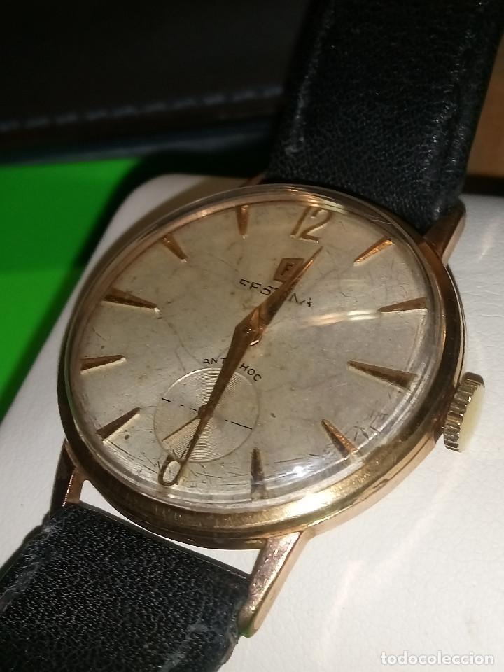 Relojes de pulsera: RELOJ FESTINA. SOBRE 1.960. FUNCIONANDO. MANUAL. MEDIDAS 34 S/C. DESCRIPCION Y FOTOS. - Foto 2 - 188571028