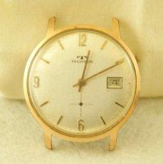 Relojes de pulsera: TECHNOS CLASICO MECANICO 34MM N25. Lote 188664877