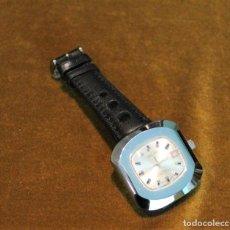 Relojes de pulsera: ANTIGUO RELOJ SUIZO DE PULSERA HELSA,CABALLERO,21 JEWELS.. Lote 189428100
