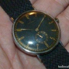 Relojes de pulsera: PRECIOSO RELOJ SUPERBIA CALIBRE ETA 960 SWISS MADE 15 RUBIS AÑOS 40 COLECCION. Lote 189440601
