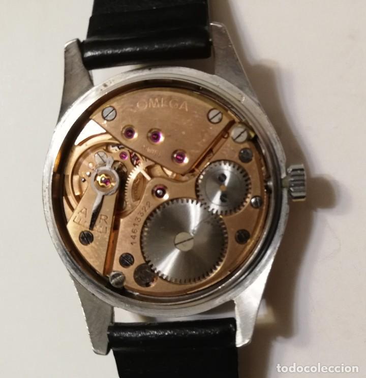 Relojes de pulsera: Reloj de pulsera Omega - Seamaster (años 40) - Foto 7 - 177018658