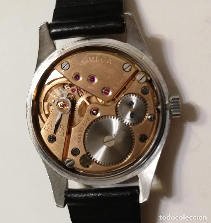Relojes de pulsera: Reloj de pulsera Omega - Seamaster (años 40) - Foto 8 - 177018658