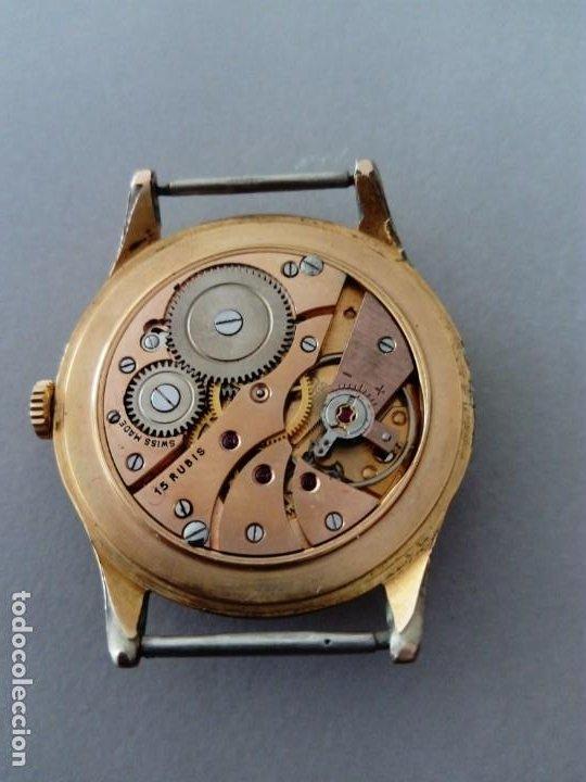 Relojes de pulsera: Bonito y original Reloj Greenwich de Luxe - Foto 5 - 189677903