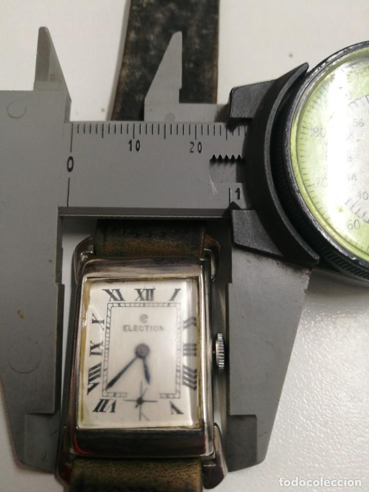 Relojes de pulsera: Cuatro relojes entre los años 30 y 70 caballero y dama - Foto 4 - 189831346