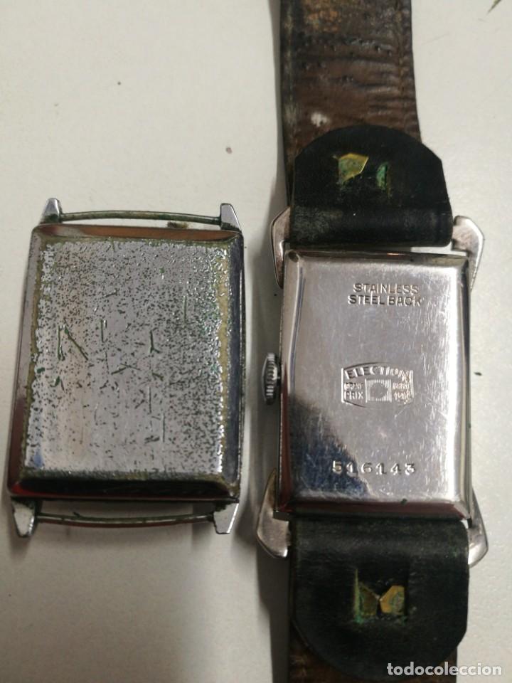 Relojes de pulsera: Cuatro relojes entre los años 30 y 70 caballero y dama - Foto 5 - 189831346