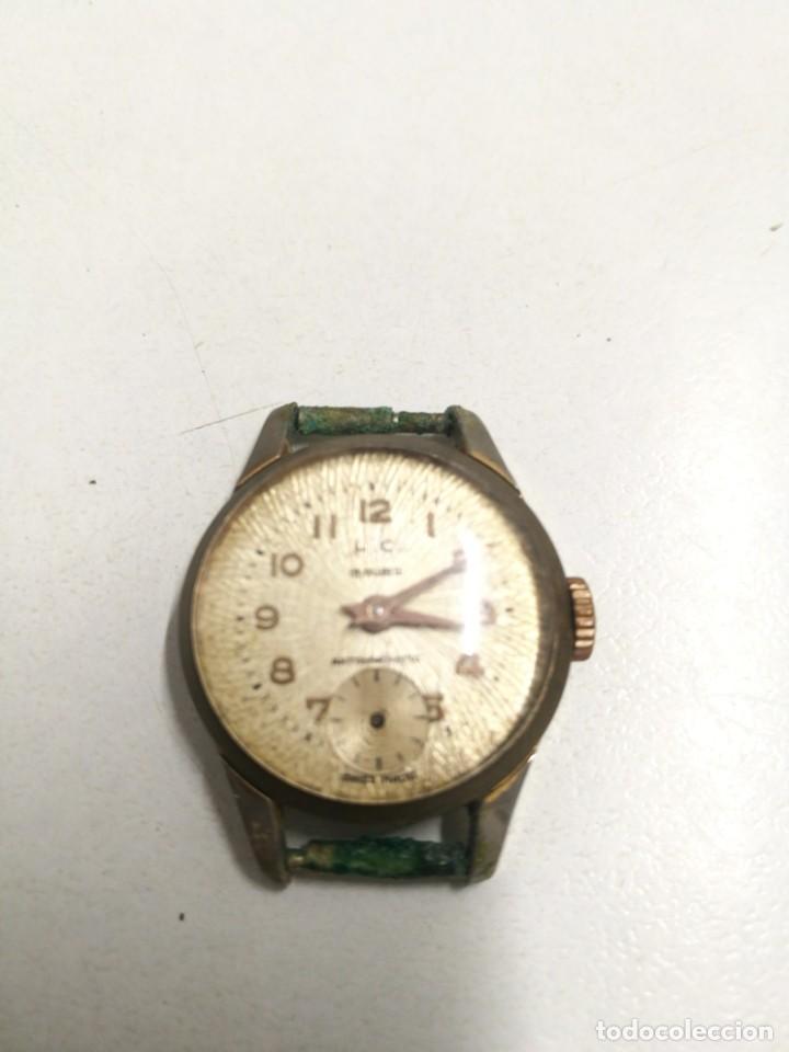 Relojes de pulsera: Cuatro relojes entre los años 30 y 70 caballero y dama - Foto 6 - 189831346