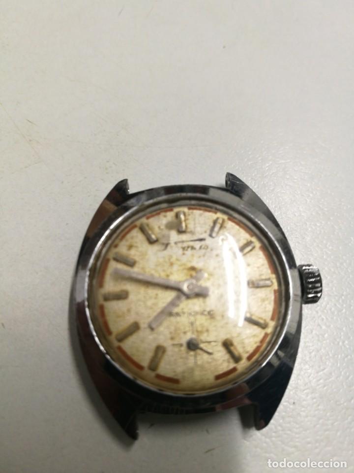 Relojes de pulsera: Cuatro relojes entre los años 30 y 70 caballero y dama - Foto 7 - 189831346