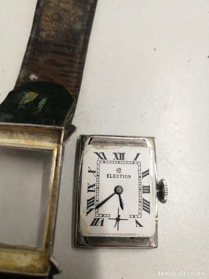 Relojes de pulsera: Cuatro relojes entre los años 30 y 70 caballero y dama - Foto 9 - 189831346