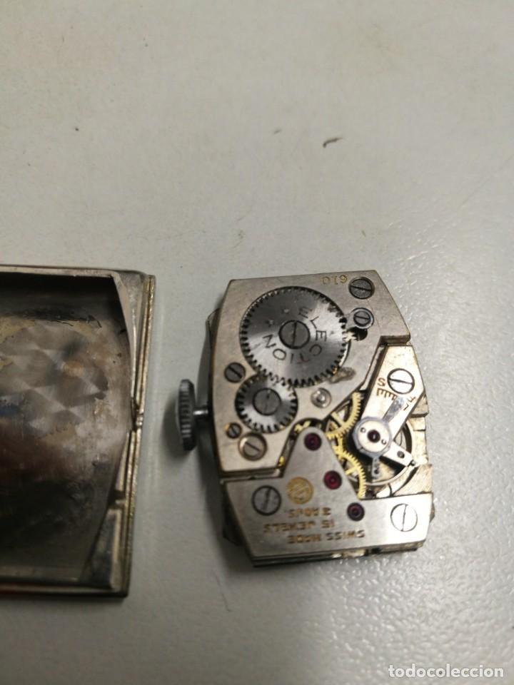 Relojes de pulsera: Cuatro relojes entre los años 30 y 70 caballero y dama - Foto 10 - 189831346