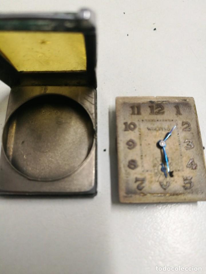 Relojes de pulsera: Cuatro relojes entre los años 30 y 70 caballero y dama - Foto 11 - 189831346