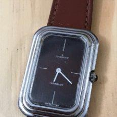 Relojes de pulsera: RELOJ RADIANT INCABLOC CARGA MANUAL SWISS REF 0393 VINTAGE •*•. Lote 190469771