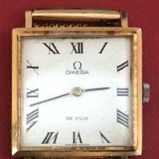 Relojes de pulsera: MAGNÍFICO RELOJ DE ORO DE 18K, OMEGA DE VILLE. Lote 190505087