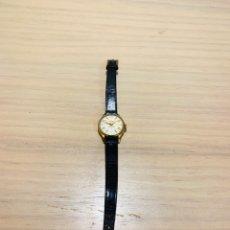 Relojes de pulsera: ANTIGUO RELOJ DE SEÑORA DOGMA PRIMA AUTOMAGNETIC CHAPADO EN ORO. Lote 190817018