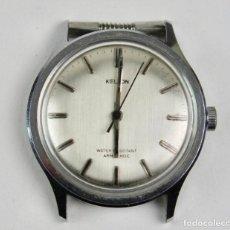 Relojes de pulsera: *RE-4. RELOJ KELTON. WATER RESISTANT ARMACHOC. 1979.. Lote 191080587