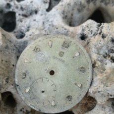 Relojes de pulsera: ESFERA RELOJES CYMA PIEZAS. Lote 191108370