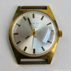 Relojes de pulsera: RE-13. RELOJ DE PULSERA HOMBRE. EXACTA POLJOT 17 JEWELS.. Lote 191179995