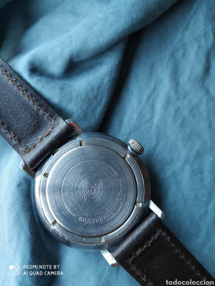 Relojes de pulsera: Reloj mecanico Ruso Vostok URSS - Foto 3 - 191373266