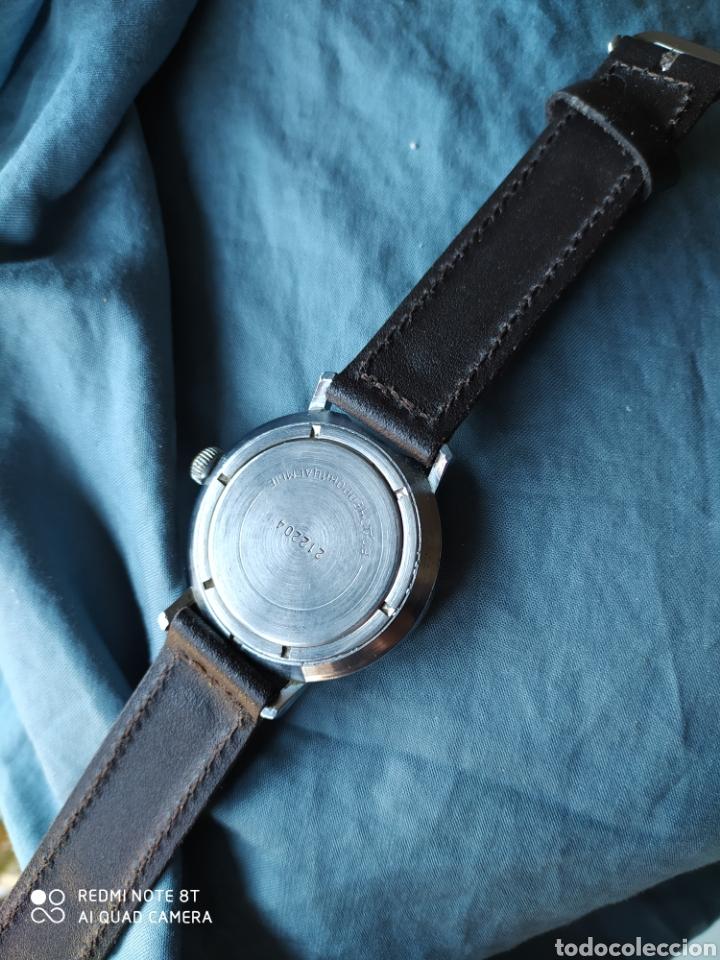 Relojes de pulsera: Reloj mecanico Ruso Vostok URSS - Foto 6 - 191373266
