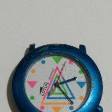 Relojes de pulsera: RELOJ LOTUS QUARTZ VINTAGE. Lote 191409815