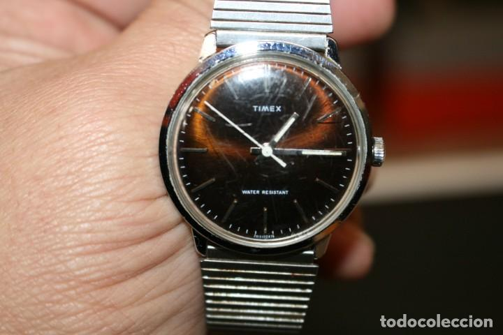 Relojes de pulsera: TIMEX Reloj muñeca carga manual - Foto 3 - 191480837