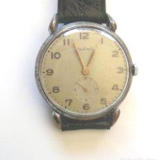 Relojes de pulsera: RELOJ CABALLERO CASINO, FUNCIONA, SUIZO. MED. 35 MM SIN CONTAR CORONA. Lote 191486271